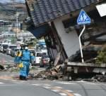 ارتفاع حصيلة ضحايا زلزال هوكايدو شمال اليابان إلى 40 شخصا