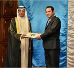 السفير المطوطح يقدم أوراق اعتماده سفيراً فوق العادة لدى غواتيمالا