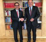 نائب رئيس البرلمان الألماني: الكويت رائدة في مجال العمل البرلماني