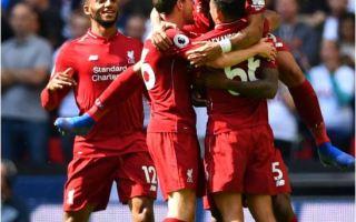 ليفربول يفوز على توتنهام 2-1 في منافسات الجولة الخامسة