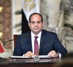 الرئيس المصري: حريصون على الارتقاء بالتعاون مع المانيا