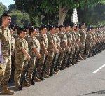 الجيش اللبناني يقيم حفل تخريج جنود إناث في لواء الحرس الجمهوري