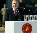 أردوغان يتوعد باستئصال «أوكار الارهاب» شرق نهر الفرات في سوريا