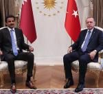 أمير قطر يجري زيارة رسمية إلى تركيا غدا الجمعة
