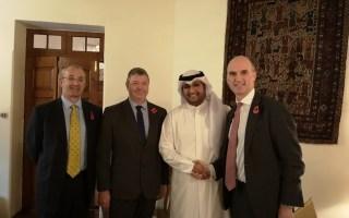 برلمانيان بريطانيان يشيدان بالدور الإنساني المميز لسمو الأمير وبأهمية الكويت في المنطقة