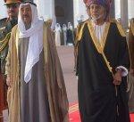 سمو الأمير يهنئ السلطان قابوس بن سعيد بالعيد الوطني لسلطنة عمان