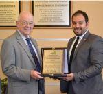 مهندس كويتي يفوز بجائزة أفضل بحث علمي عالمي في الهندسة المعمارية