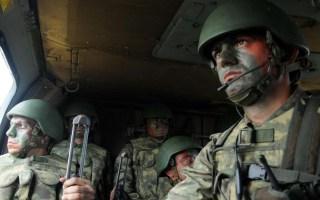 الجيش التركي الرابع أوروبيا