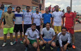 «الشباب» يهزم «ليفربول» في انطلاق دوري «سوكر 5»