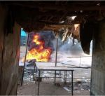 الشرطة السودانية تطلق قنابل غاز بعد إغلاق محتجين شارعا رئيسيا بالخرطوم