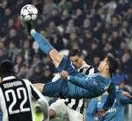 رونالدو ينهي العام 2018 هدافا لريال مدريد