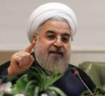 """روحانى يتوقع """"طوفانا"""" من المخدرات واللاجئين والهجمات إذا أضرت العقوبات بإيران"""