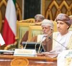 نائب رئيس الوزراء العماني: كلمة سمو أمير الكويت معبرة ويقتدى بها
