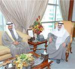 رئيس مجلس الأمة يشيد بتفاعل ديوان المحاسبة مع لجان المجلس