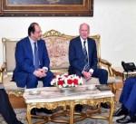 السيسي يؤكد حرص بلاده على تعزيز التعاون مع الولايات المتحدة