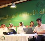 الكويتي بدر عنتر يحقق فوزا بافتتاح بطولة الاساتذة العرب الثانية للتنس بالرياض