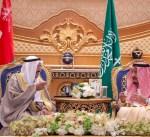 سمو الأمير يشكر خادم الحرمين على الحفاوة البالغة خلال القمة الخليجية ويعرب عن سعادته بهذا اللقاء الأخوي