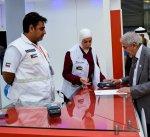 الهلال الأحمر يطلق حملة تبرعات في الأفنيوز لإغاثة الشعب اليمني الشقيق