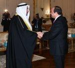 مبعوث سمو الأمير يشيد بحرص مصر على ترسيخ قيم التسامح بين المسلمين والأقباط