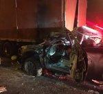 وفاة امرأة وإصابة شخص آخر في حادث تصادم ثنائي على طريق الدائري السابع