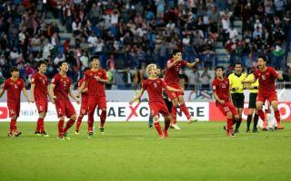 كأس امم اسيا.. منتخب فيتنام يتأهل لدور الثمانية بالركلات الترجيحية