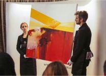 مشاركة كويتية في معرض للفن تشكيلي في لندن