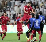 قطر تتأهل لنهائي كأس آسيا برباعية في شباك الإمارات
