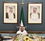مجلس الوزراء يوافق على مشروع قانون ميزانية الوزارات والإدارات الحكومية