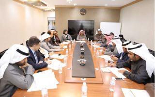 استعدادات مكثفة لبطولة الكويت الدولية ال19 لسباقات الهجن