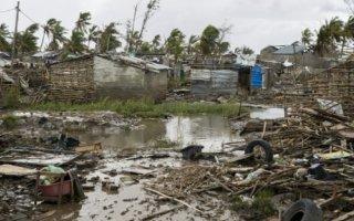 ارتفاع ضحايا إعصار موزمبيق إلى 417 قتيلاً