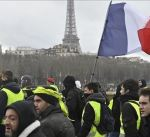 رغم الحظر.. تظاهرات جديدة للسترات الصفراء في فرنسا