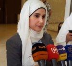 """وزيرة """"الاشغال"""": مجلس الوزراء سيطلب تخصيص جزء من وقت إحدى جلسات مجلس الأمة لاستعراض الجدول الزمني لاصلاح الطرق"""