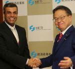الفاضل يبحث مع مسؤول ياباني تعزيز التعاون في مجال الطاقة