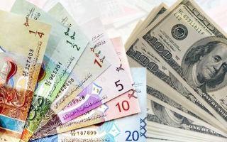 الدولار الأمريكي يستقر أمام الدينار عند 0.304 واليورو عند 0.339