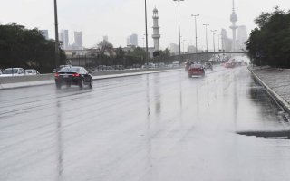الأرصاد: طقس غير مستقر ورياح نشطة مثيرة للغبار مع فرصة لأمطار رعدية متفرقة
