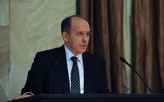 بورتنيكوف: الارهابيون قادرون على شن هجمات بمختلف انحاء العالم