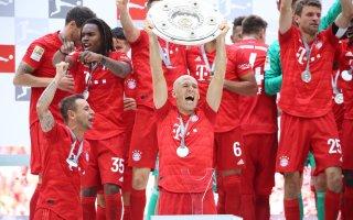 بايرن ميونيخ يحرز لقب الدوري الألماني للمرة السابعة على التوالي
