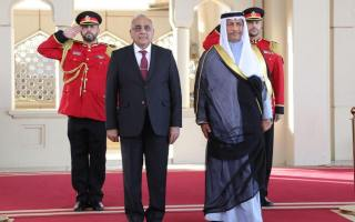 رئيس مجلس الوزراء العراقي يصل إلى البلاد في زيارة رسمية