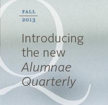 New Alumnae Quarterly