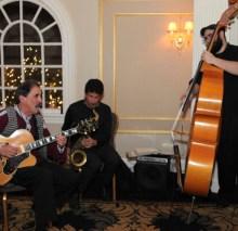 Band at Alumnae Vespers