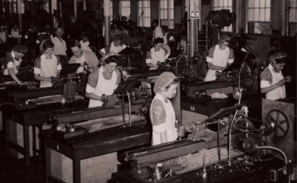 Resiliency In Wartime Alumnae Association