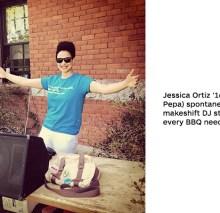 Jessica Ortiz '16