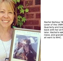 Rachel Barbour '89