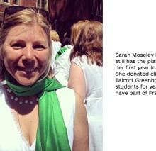 Sarah Moseley Moerschel '89
