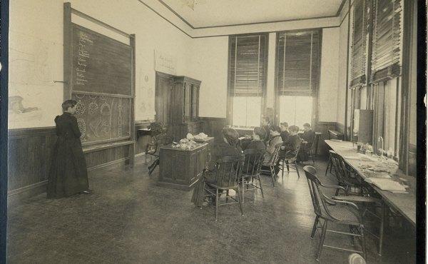 Williston Hall, 1893