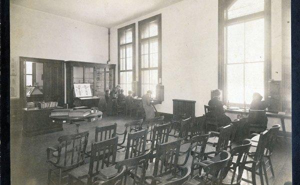 Williston Hall, 1891