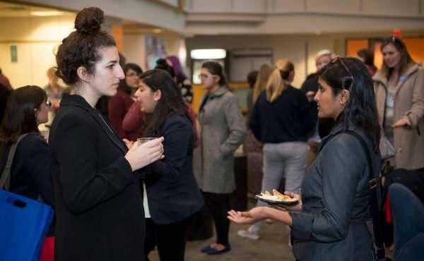 2014 Alumnae Student Career Fair
