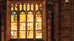 Library windows
