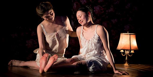 Ruibo Qian and Michele Selene Ang