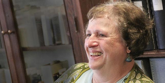 Marilyn Schapiro '72